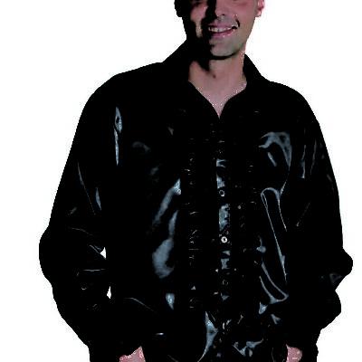chemise-disco-noire