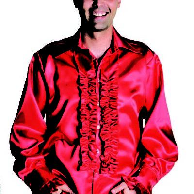 chemise-disco-rouge