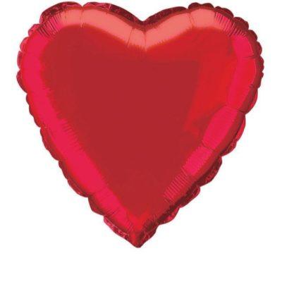ballon-mylar-coeur-rouge