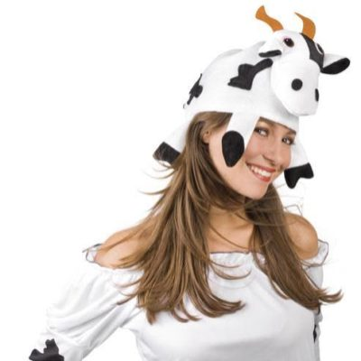 coiffe-vache