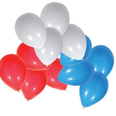 ballons-tricolores