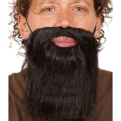 barbe-nain-noire