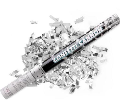 canon-confettis-argent-60-cm