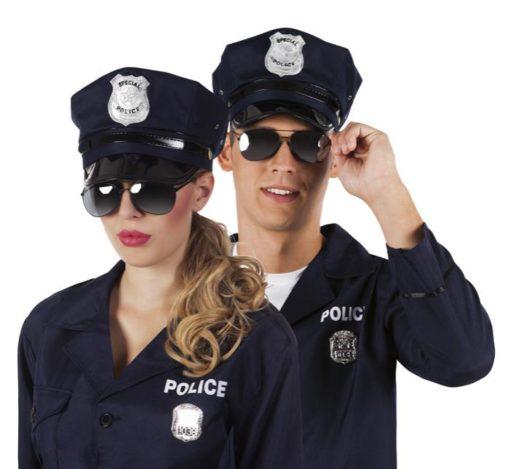 casquette-policier-noire