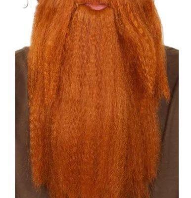 longue-barbe-rousse