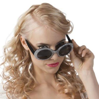 lunettes-star-argent