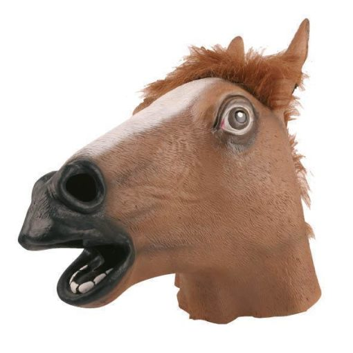 masque-cheval