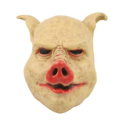 masque-cochon-horreur