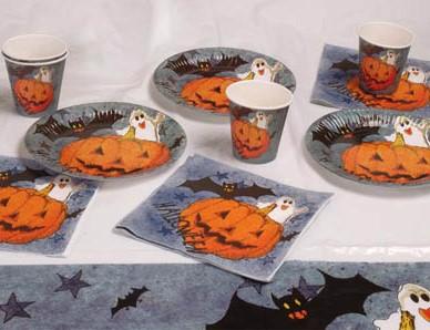 vaisselle-halloween