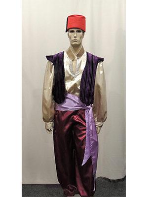 aladin-violet