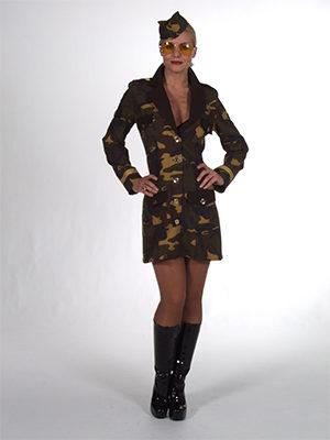 militaire-femme