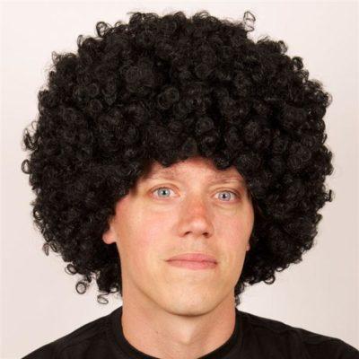 perruque-afro-noire