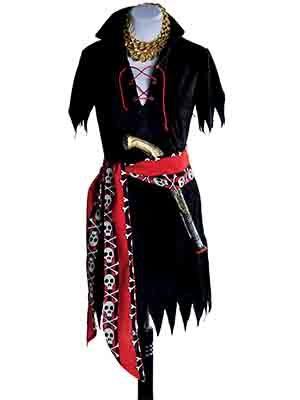 pirate-femme-noir