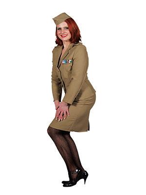 sergent-femme