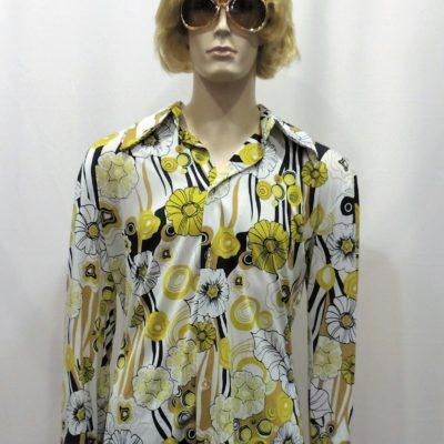 chemise-hippie-verte