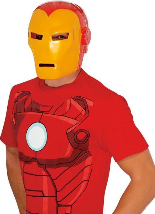 Déguisement-Iron-man