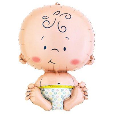 ballon-geant-bebe