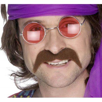 moustache-chatain